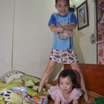 Ốc tròn 6 tuổi 11/9/2013