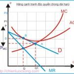 Kinh tế học (P23: Thị trường cạnh tranh không hoàn hảo P1)